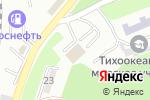 Схема проезда до компании Dialauto во Владивостоке