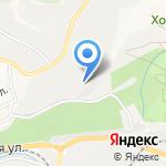 Закрома на карте Владивостока