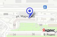 Схема проезда до компании ЦВЕТОДАР во Владивостоке