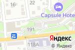 Схема проезда до компании Пиратская бухта во Владивостоке