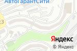 Схема проезда до компании Примавтопрокат во Владивостоке
