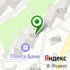 Местоположение компании ВостокСтройЭксперт