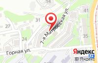 Схема проезда до компании Юла во Владивостоке