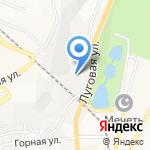 Центр развития ребенка-детский сад №70 на карте Владивостока