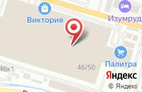 Схема проезда до компании Энергия во Владивостоке
