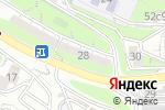 Схема проезда до компании ВладМигрант во Владивостоке