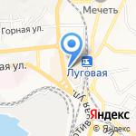 Clash на карте Владивостока