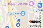 Схема проезда до компании Салон штор во Владивостоке