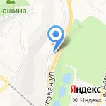 Медтехника на карте Владивостока