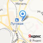 Светлана на карте Владивостока
