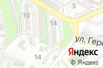 Схема проезда до компании Единое социальное окно по Первомайскому району во Владивостоке
