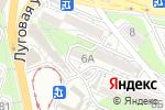 Схема проезда до компании Банкомат во Владивостоке