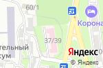 Схема проезда до компании Платежный терминал во Владивостоке