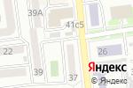 Схема проезда до компании Silvio в Уссурийске