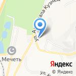 Станция скорой медицинской помощи г. Владивостока на карте Владивостока