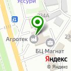Местоположение компании ТИС-Лоджистик