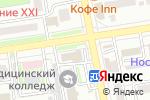 Схема проезда до компании Адвокатская контора Ящука В.Ю. в Уссурийске