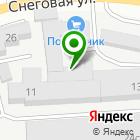 Местоположение компании Мобилгруз