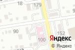 Схема проезда до компании George в Уссурийске