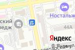 Схема проезда до компании Техносервис в Уссурийске