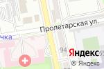 Схема проезда до компании Элита-Стиль в Уссурийске