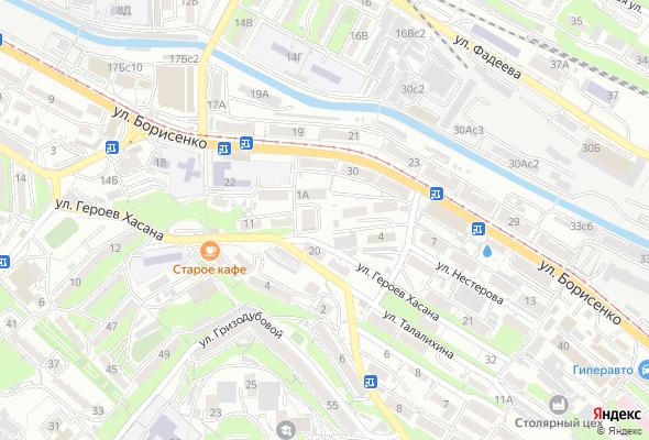 жилой комплекс ул. Нестерова, 1