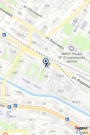 Go Service на карте Владивостока