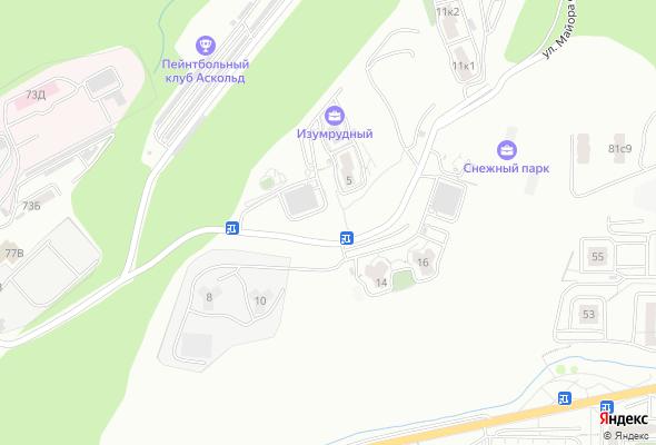 жилой комплекс Изумрудный