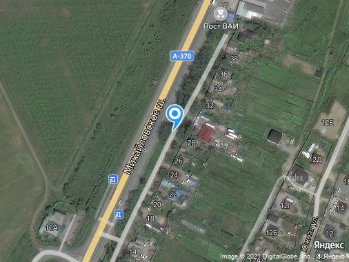 Продам землю под ИЖС, 25 соток, Уссурийск, шоссе Михайловское