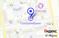 Схема проезда до компании МУП ЭЛЕКТРОН в Уссурийске
