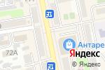 Схема проезда до компании Зоосервис плюс в Уссурийске