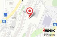 Схема проезда до компании Кулевцов и Ко во Владивостоке