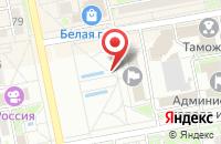 Схема проезда до компании Редакция Уссурийской Газеты «Коммунар» в Уссурийске