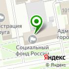 Местоположение компании Дальвостокагропромпроект