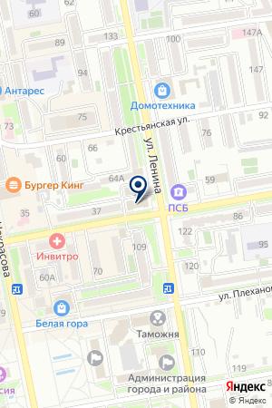 DYNAMIK на карте Уссурийска