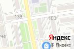 Схема проезда до компании САНГУРАЙ в Уссурийске