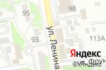Схема проезда до компании Топотун в Уссурийске