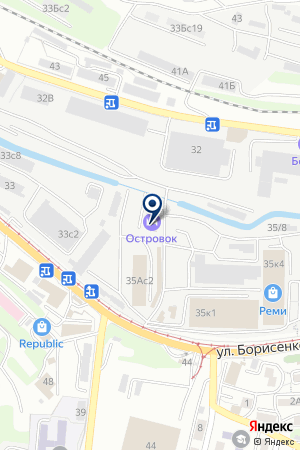 Примпромснаб на карте Владивостока