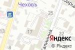 Схема проезда до компании Отдел полиции в Уссурийске