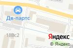 Схема проезда до компании ПРОФИТ во Владивостоке