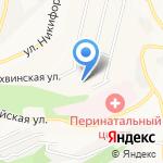 Дальневосточный Строитель на карте Владивостока