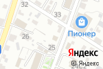 Схема проезда до компании Мастерская в Уссурийске