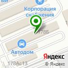 Местоположение компании Sib-man.ru