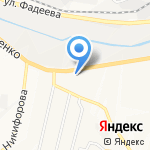 Народный на карте Владивостока