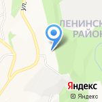 Центр развития ребенка-детский сад №140 на карте Владивостока