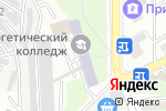 Схема проезда до компании Атлетикмаркет во Владивостоке