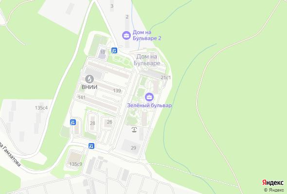 ЖК Зелёный бульвар