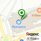 Местоположение компании Юнификс