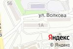 Схема проезда до компании Фортуна во Владивостоке