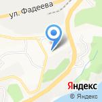 MARKUS на карте Владивостока